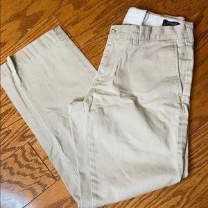 Polo Ralph Lauren slim fit khakis